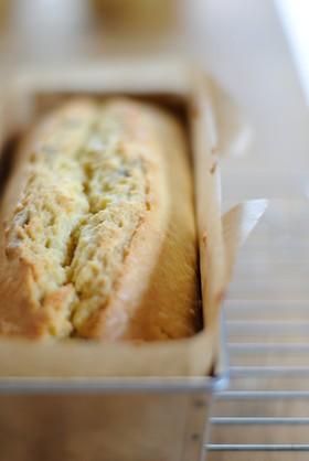 ピーカンナッツのパウンドケーキ
