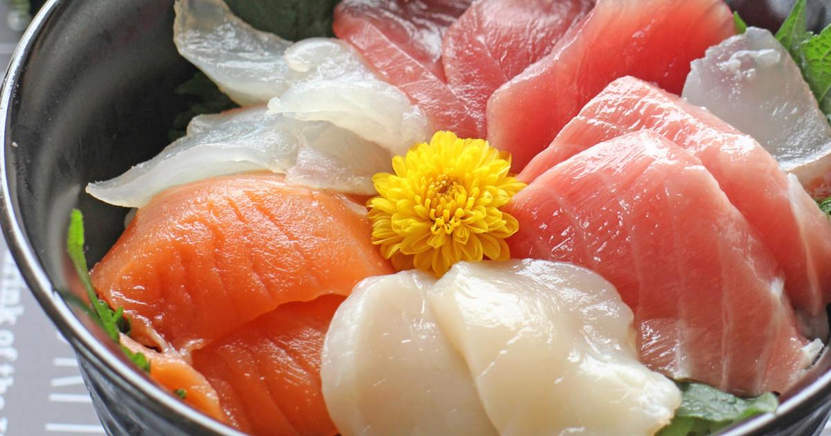海鮮丼 レシピ たれ