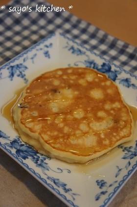 BP&砂糖不使用☆優しい甘さのパンケーキ