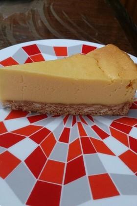 すくなかぼちゃのチーズケーキ
