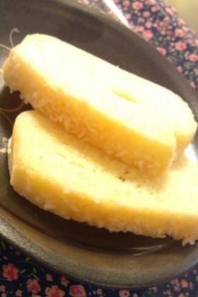カルピスココナッツパウンドケーキ