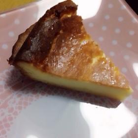 濃厚極ウマベイクドチーズケーキ♡