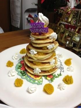 タワーパンケーキ!可愛い!