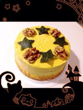 ハロウィン♪パンプキン♡ケーキ