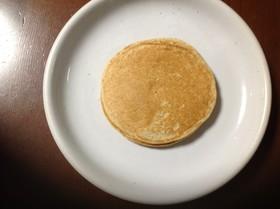 米粉とライ麦粉のパンケーキ