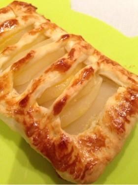 簡単アップルパイもどき!!小麦粉番