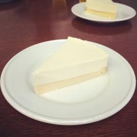 失敗なし!かんたん二層チーズケーキ