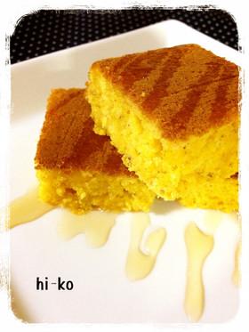 人参嫌いが作る☆キャロットケーキ