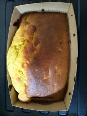 砂糖不使用☆簡単パウンドケーキ