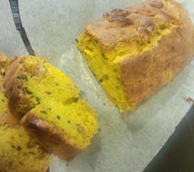 しっとり!かぼちゃのパウンドケーキ
