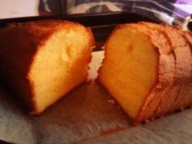 ふわっふわのパウンドケーキ♡