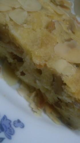 秋味♪柿とナッツのパウンドケーキ☆