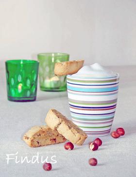 Kardemumma-biscotti