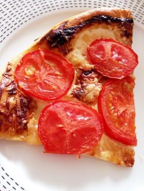 簡単トマトタルト