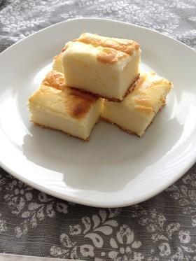 簡単 スフレチーズケーキ♪