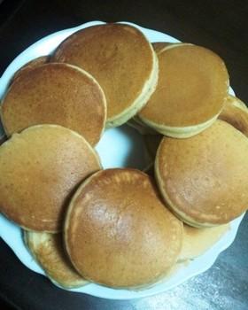 メープルプチパンケーキつくるお!