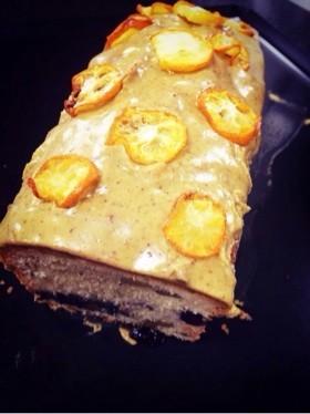 ピスタチオ パウンドケーキ