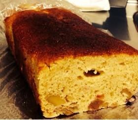 米粉でしっとりパウンドケーキ