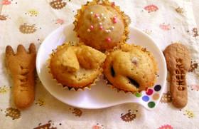 イギリス風カップケーキ