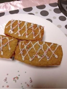 クリスマスに。スパイスパウンドケーキ