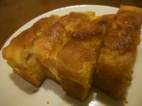 りんごのパウンドケーキ♪