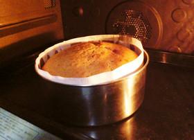 ほっこり❤簡単♪我家のチョコレートケーキ