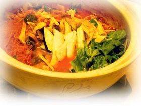イタリアン風トマト鍋