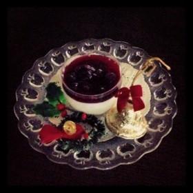 簡単マシュマロレアチーズケーキ