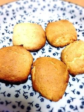 簡単ホットケーキミックスクッキー