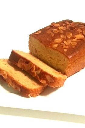 ふんわりしっとり 林檎のパウンドケーキ