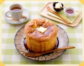 *ふわふわスフレパンケーキ*