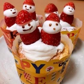 米粉deカップケーキ
