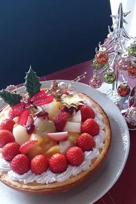 簡単☆炊飯器でチーズケーキ