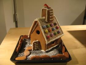 かわゆいクッキーの家