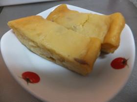 スイートポテト風ヨーグルトケーキ