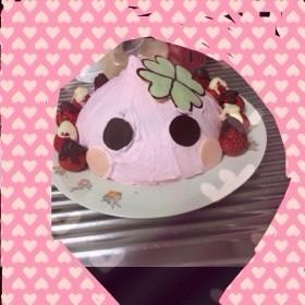 ほっぺちゃんケーキ キャラ