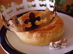 ガレットデロワ☆新年を祝う簡単レシピ