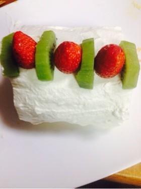 ほんとに美味しいふあふあロールケーキ