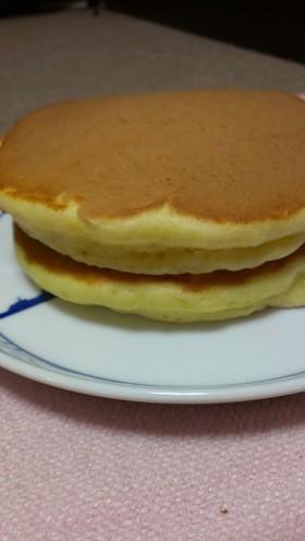☆簡単にふわふわホットケーキ☆