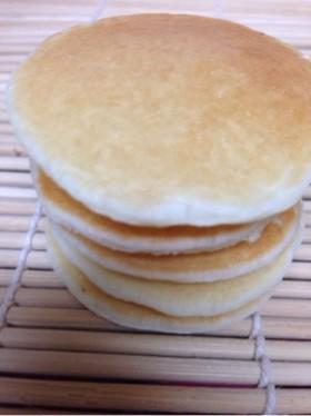 離乳食☆米粉deもっちりパンケーキ