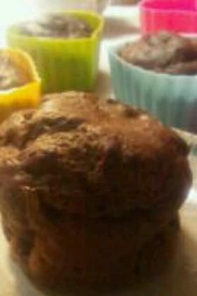 チョコベイクドチーズケーキ・カップ型