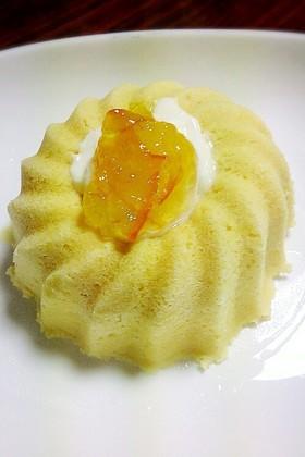アラフォーに優しいおからケーキ②プリン編