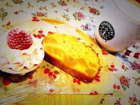 贅沢*マロンパウンドケーキ