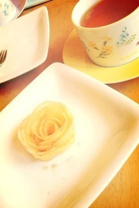 りんごの簡単オシャレデザート