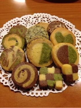 *アイスボックスクッキー*