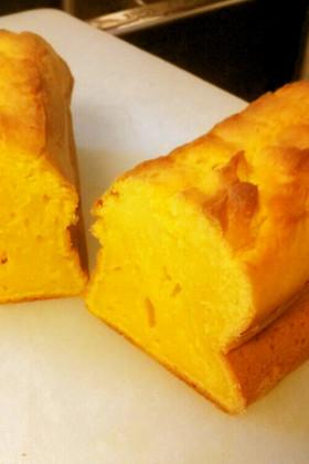 【男の料理】簡単♪南瓜のパウンドケーキ