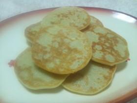 米粉バナナパンケーキ(離乳食手づかみ)