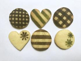 簡単♪かわいい♥ステンシル型抜きクッキー
