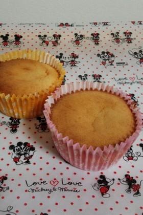 簡単 カップケーキ型ベイクドチーズケーキ
