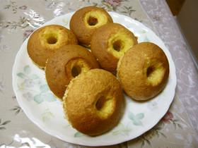 ふんわりハニー焼きドーナツ